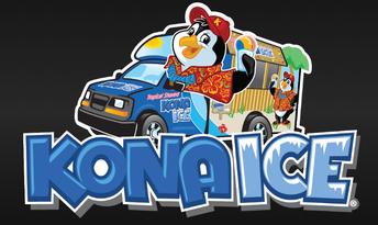 Kona Ice Will Land Friday...