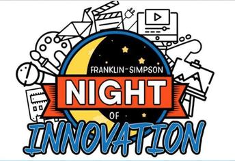 2019 Night of Innovation - November 14, 5:00 - 7:30 p.m. at FSMS