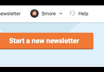 How do I make a new newsletter?
