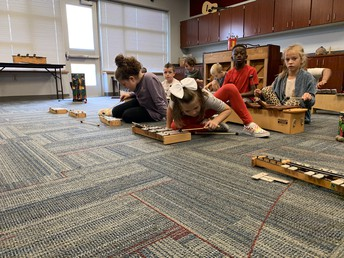 MUSIC Class - Mrs. Kim Sloan