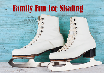 March 1st - ASB Family Fun Night - Ice Skating