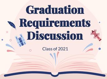 Graduation Requirement Discussion