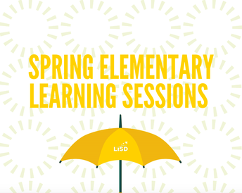 Spring Professional Learning