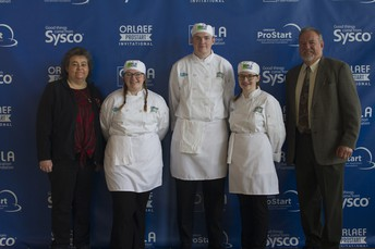 RHS culinary teacher savors recognition