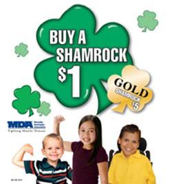 Shamrock Sale, March 2 - 27