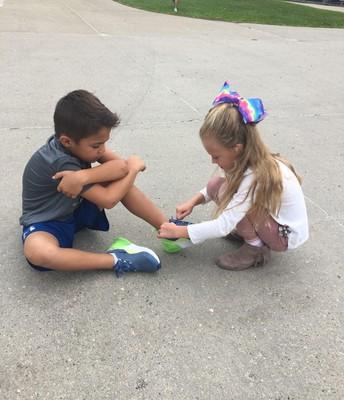School-wide WIG: Kindness