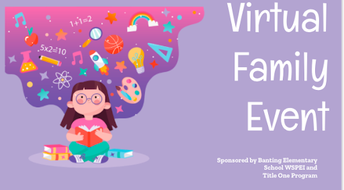 Banting's Virtual Family Event
