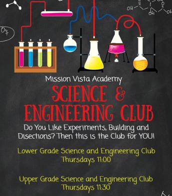 Science & Engineering Clubs