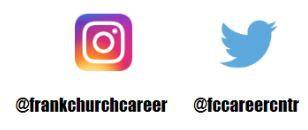 Instagram & Twitter handles