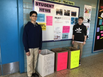 Project 351 Ambassadors are Accepting Donations