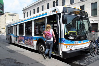 Kingston Transit orientation & passes available in late spring