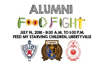2nd Annual Alumni Food Fight -  JULY 14th!