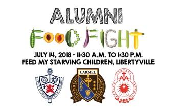 2nd Annual Alumni Food Fight -  JULY 14th!