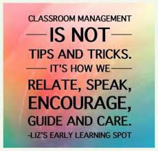 Student Perspectives on Effective Classroom Management