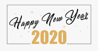 Happy New Year-2020