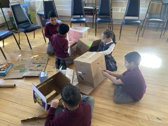 Grade 1 Box City