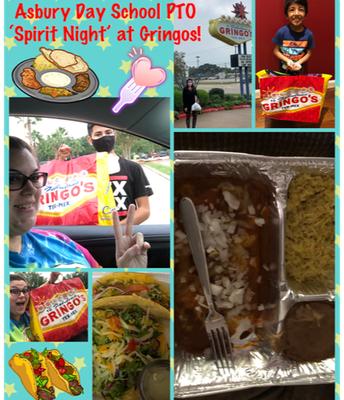 October: Gringo's!
