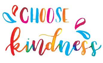 Kindness Calendar Challenge