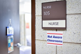 Help keep classrooms safe: Avoid peanut/nut products in snacks and lunches