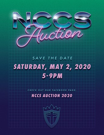 Annual Auction...SAVE THE DATE!