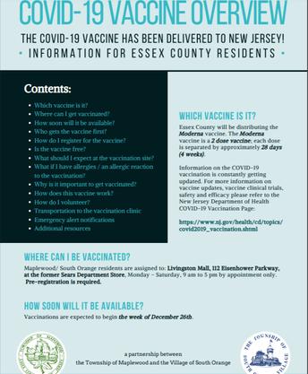 IMPORTANT RESOURCE:  MAPSO/SOMA COVID-19 Vaccine Community Guide
