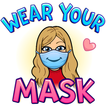 MSD of Martinsville Mask Guidelines for all schools
