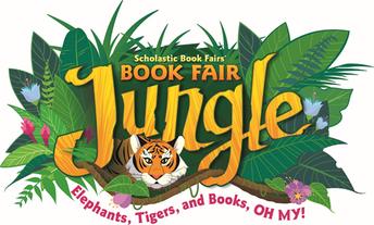 Spring Book Fair is  February 5-13