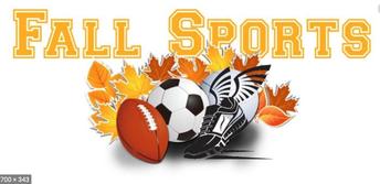 Fall Sports Update