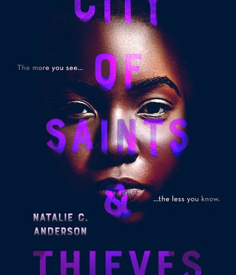 City of Saints and Thieves by N. Anderson