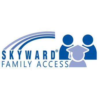 Skyward Family Access webpage