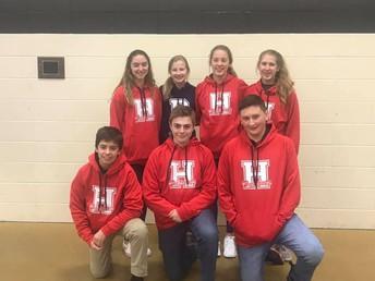 8th Grade Student Athletes