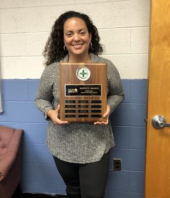 SAIF School Safety Award