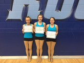 Blue Belles of the Week