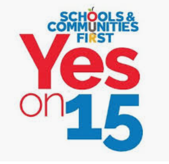 California State PTA supports Proposition 15, the California Schools and Local Communities Funding Act.