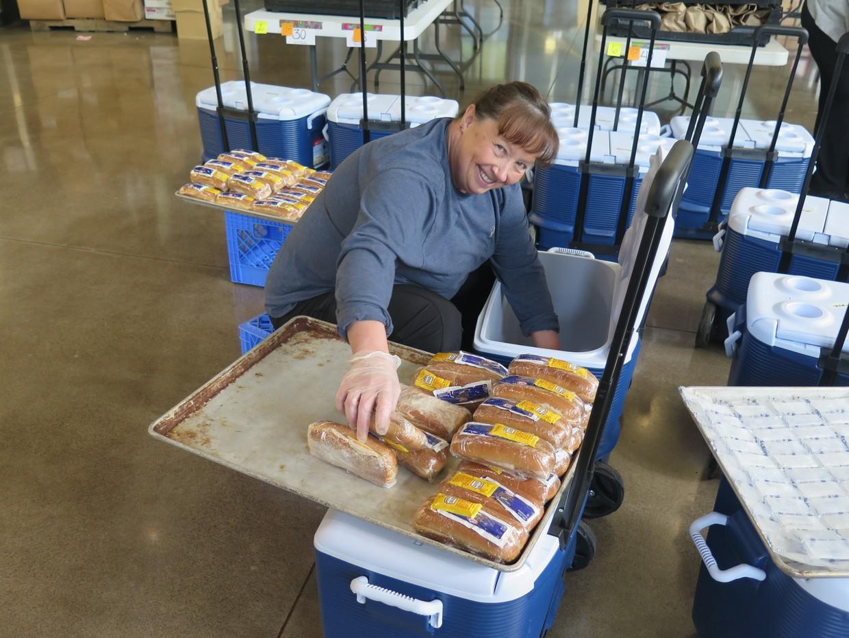 District food service meal preparation