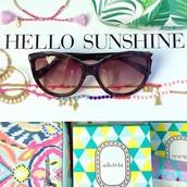 Parker sunglasses £65 RRP £120