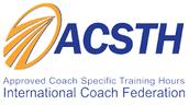 Kurs TPLC pozwala uzyskać 52 akredytowane godziny szkoleniowe, czyli tzw. Coach Specific Training Hours (ACSTH)