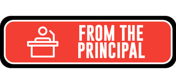 Info From the Principal