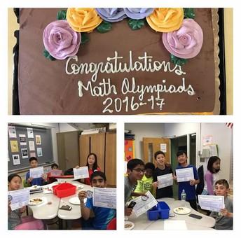 Math Olympiads Club