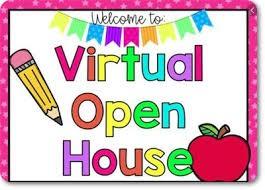 SCES Open House - Virtually - Thursday, September 17