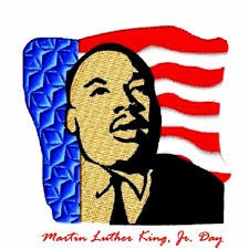 No School Martin Luther King Jr. Day Mon. 1/20