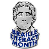 January is National Braille Literacy Awareness Month