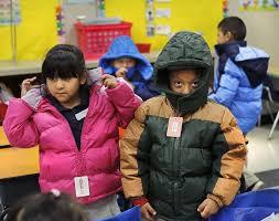 Southside Seeking Coats for Students