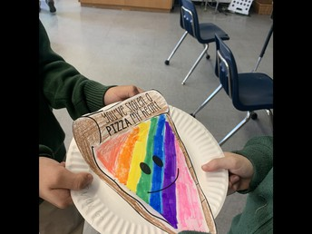 "3rd Grade ""Pizza My Heart"""