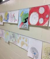 Art in the Math Classroom!