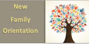 New Family Orientation