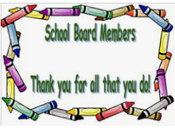 Allen ISD School Board Appreciation Month