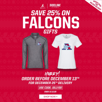 Order Your Falcon Gear!