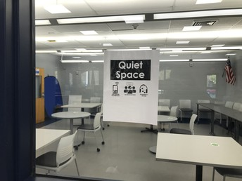 It's Back - The Quiet Study Room...