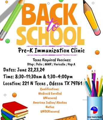 Kinder Shot Clinic
